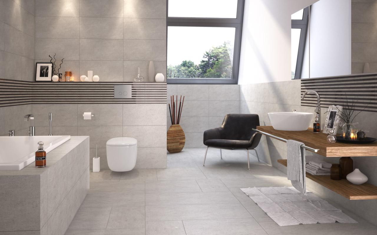 luxus badezimmer wei modern. Black Bedroom Furniture Sets. Home Design Ideas