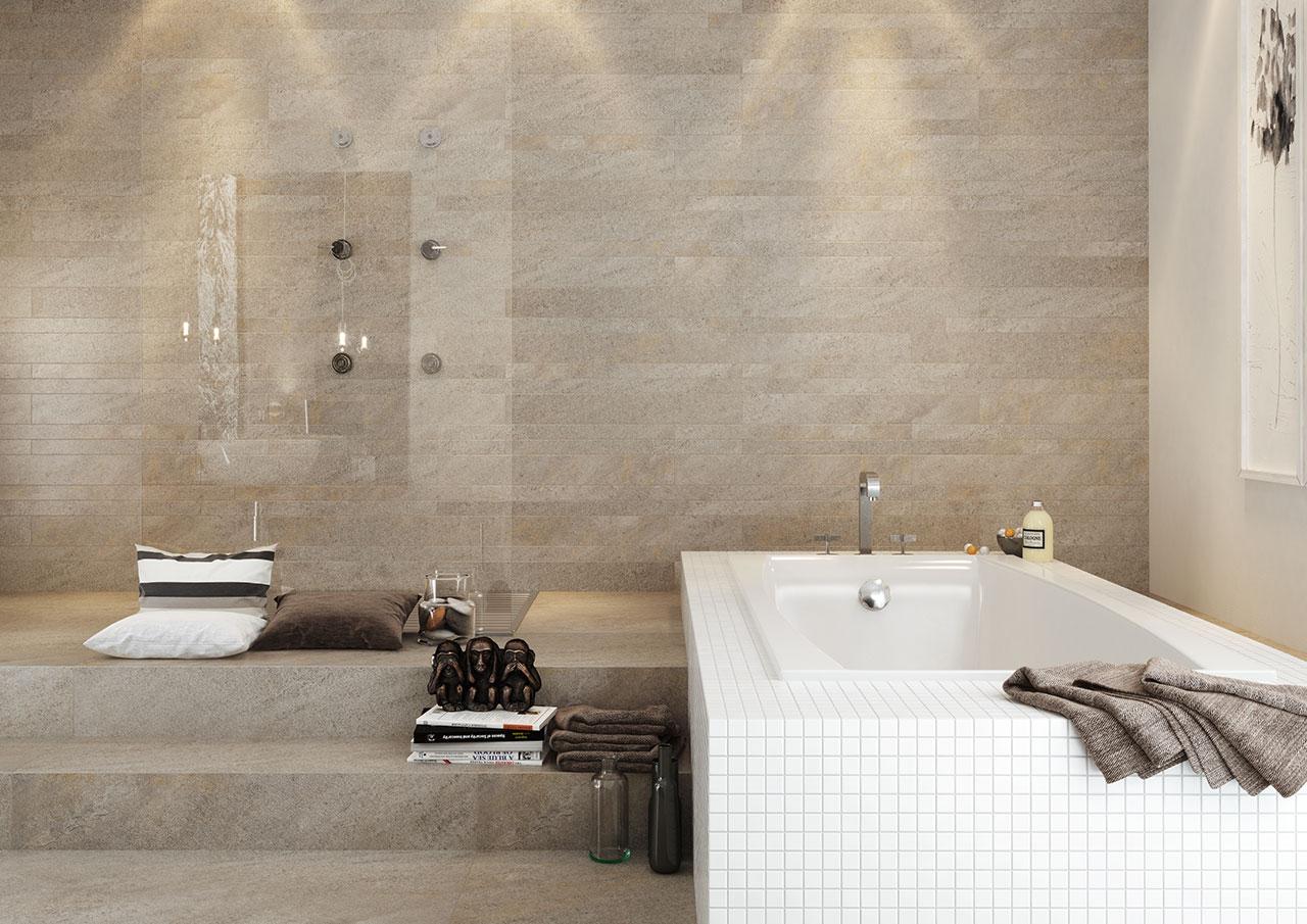 Chef badezimmer design beispiele beige badezimmer fliesen - Badezimmer beige ...