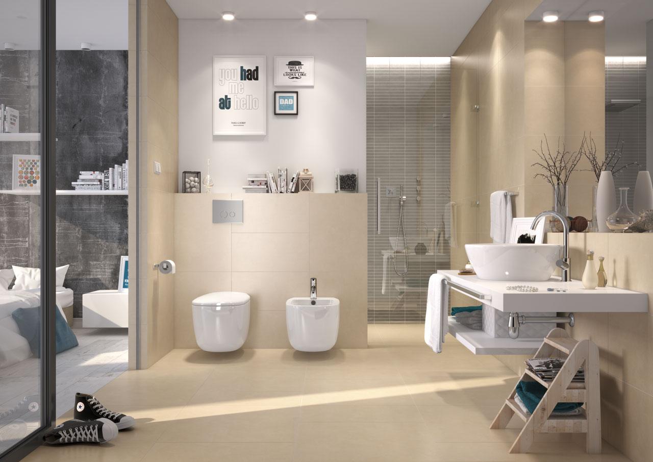 badezimmer creme | vitaplaza, Badezimmer ideen