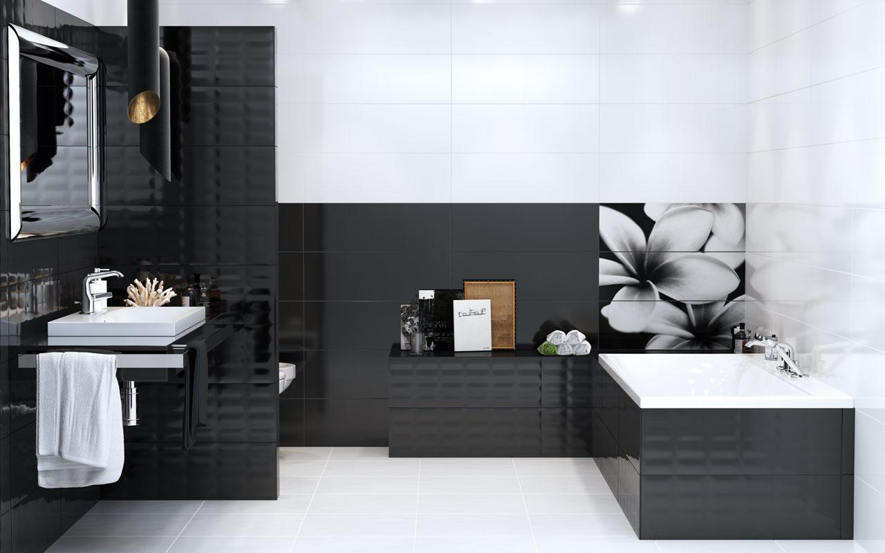 Badezimmer Schwarz Wei Modern – menerima.info | {Luxus badezimmer weiß modern 78}